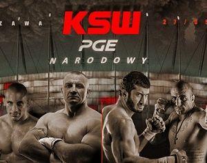 KSW 39 - KARTA WALK. Kto walczy na Narodowym 27.05.2017?