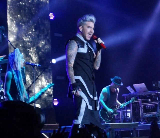 Adam Lambert w Polsce 2016