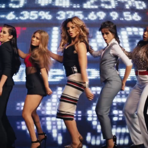 Fifth Harmony ft. Kid Ink - Worth It: teledysk. Wokalistki seksowne nawet w biurze! Zobaczcie [VIDEO]