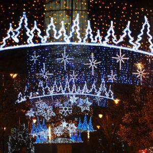 Świąteczna iluminacja w Warszawie 2014: kiedy i o której zapalenie światełek? Gotowi na świąteczne Lights? [VIDEO]