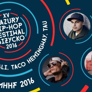 Mazury Hip-Hop Festiwal 2016: line-up. Małpa, Quebonafide - kto jeszcze wystąpi w Giżycku latem?