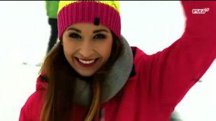 Winter City - w co Kim Kardashian ubiera się na stok? Program jest już dostępny w sieci!