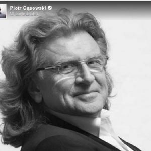 Piotr Gąsowski o Wodeckim: 'Jestem jedną z sierot po Tobie…'