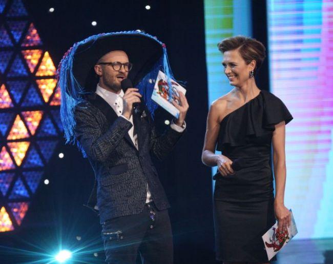 Jankes i Paulina Chylewska poprowadzili galę ESKA Music Awards 2017