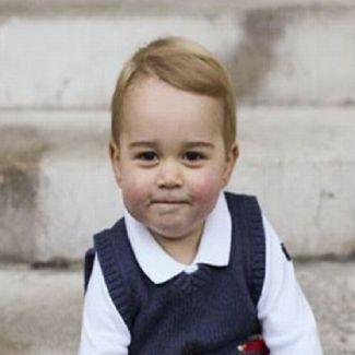 Książę Jerzy to wykapany tatuś?!, książę jerzy, książę george, księżna kate w drugiej ciąży, kate i wiliiam, książę jerzy zdjęcia, Kate Middleton, książę William