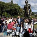 Pomnik Cristiano Ronaldo gotowy! Zobaczcie!