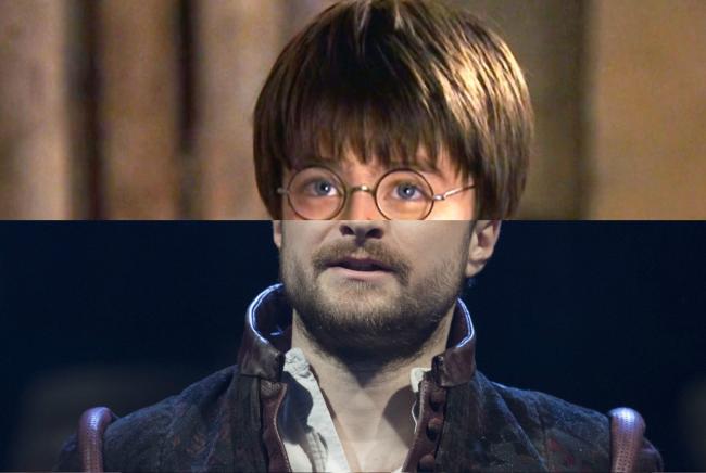 Daniel Radcliffe kończy 28 lat. Zobacz jak się zmienił ...