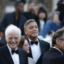 George Clooney: ślub z cenzurą! Komórki zakazane!