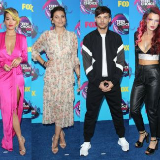 Teen Choice Awards 2017: gwiazdy