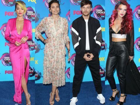 Teen Choice Awards 2017: gwiazdy