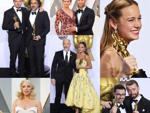 Oscary 2016: zdjęcia