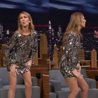 Celine Dion w programie The Tonight Show Starring Jimmy Fallon