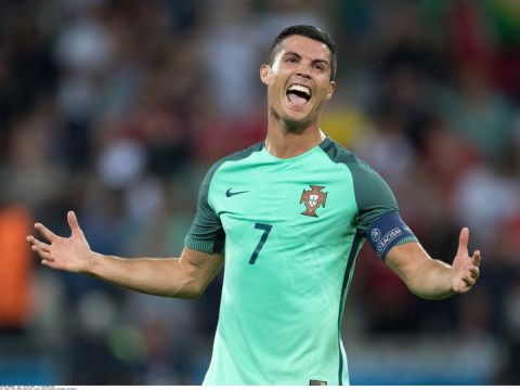 Cristiano Ronaldo - Portugalia w Finale EURO 2016