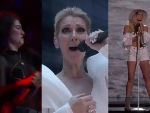 Billboard Music Awards 2017 - występy na żywo