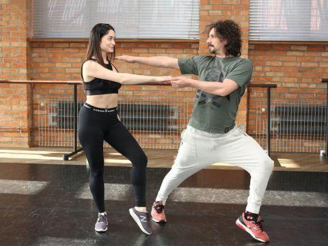 Taniec z Gwiazdami 2017 - Mariusz Kałamaga i Walerija Żurawlewa