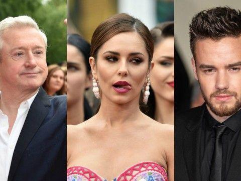 Liam Payne, Louis Walsh z X Factor i Cheryl