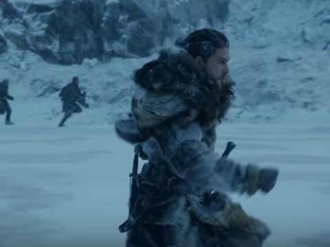 Gra o Tron - Jon Snow
