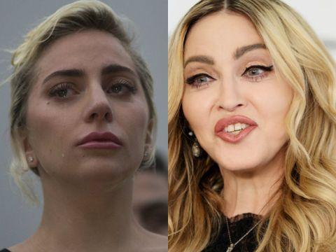 Lady Gaga i Madonna