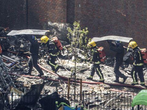 Pożar w Grenfell Tower