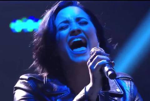 American Idol: Demi Lovato - Stone Cold