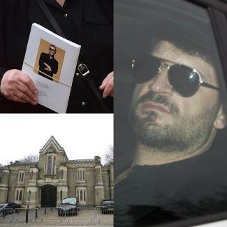 George Michael - pogrzeb
