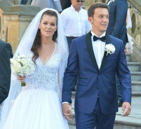 Agnieszka Radwańska i Dawid Celt - ślub