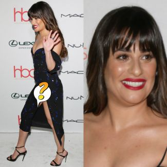 Lea Michele na Hollywood Beauty Awards 2017