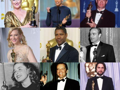 Oscary - rekordziści