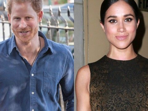 książę Harry i Meghan Markle z serialu Suits