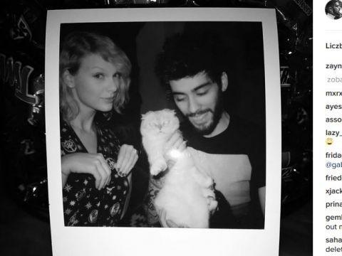 Taylor Swift i Zayn Malik