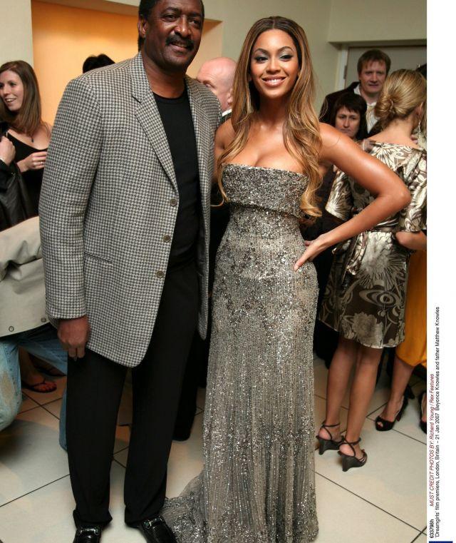 Beyonce, Matthew Knowles