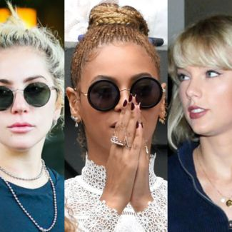 Lady Gaga, Beyonce, Taylor Swift