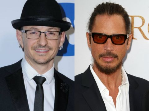 Chester Bennington, Chris Cornell