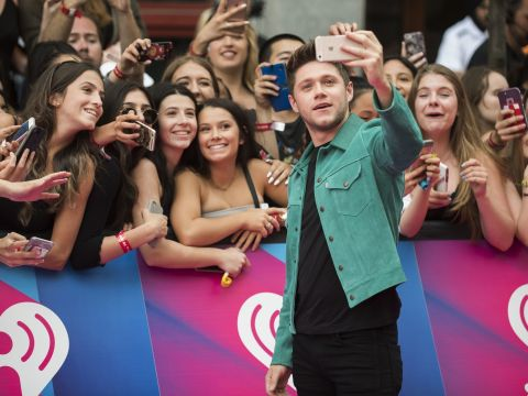 Niall Horan na Much Music Video Awards 2017