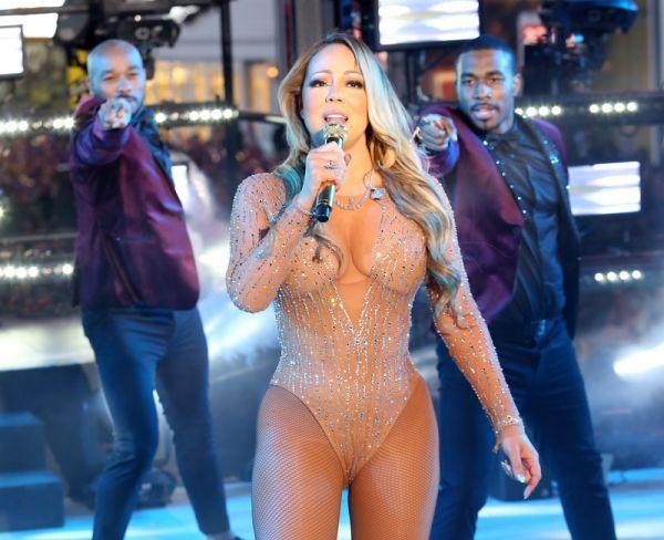 Zdjęcie z artykułu: Mariah Carey ofiarą wandali?! Jej gwiazda w Alei Sławy została zniszczona!