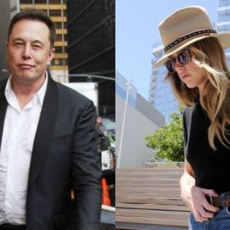 Elon Musk i Amber Heard