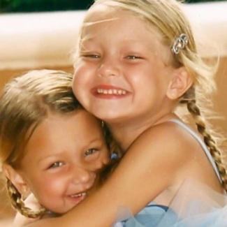 Gigi Hadid i Bella Hadid