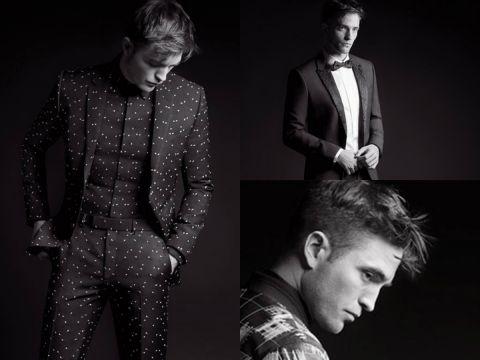 Robert Pattinson w kampanii Dior Homme jesien 2017