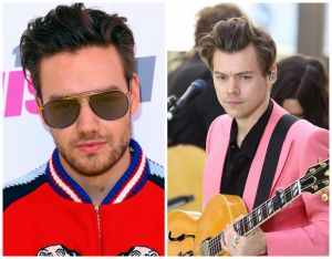 Liam Payne, Harry Styles