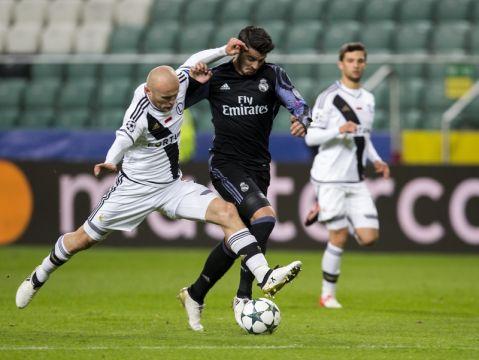 Liga Mistrzów - Legia - zdjęcia z meczu Champions League