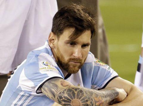 Lionel Messi spudłował karnego w finale Copa America 2016