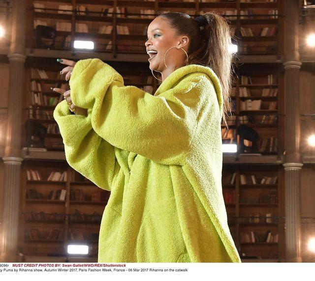 Fenty Puma by Rihanna - pokaz kolekcji