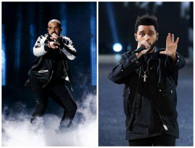 Drake i The Weeknd
