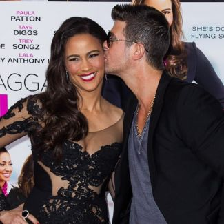 Paula Patton i Robin Thicke