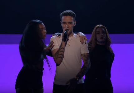 Liam Payne w The Tonight Show