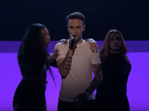 Liam Payne w The Tonight Show