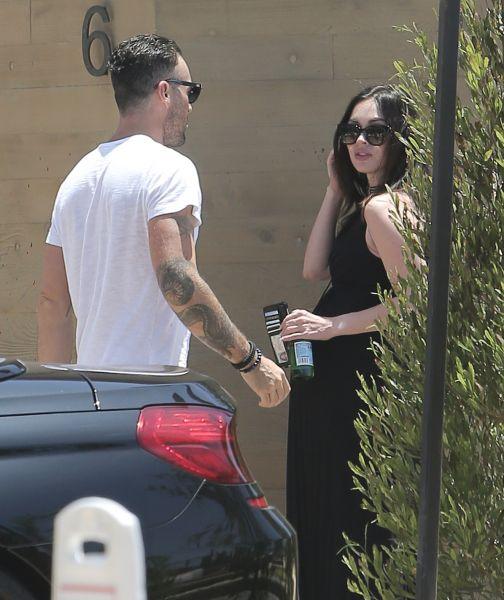 Zdjęcie z artykułu: Megan Fox marzy o córce! Będą próbować z Brianem Austin Greenem do skutku?