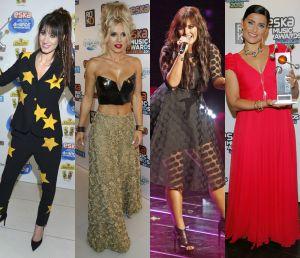 Eska Music Awards - kreacje