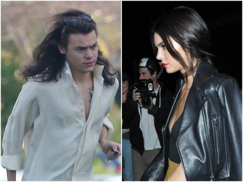 Harry Styles Kendall Jenner 2016