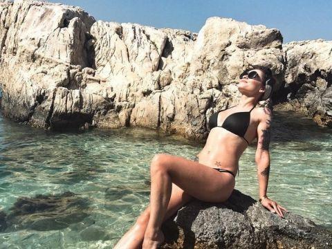 Ewelina Lisowska na wakacjach, Instagram